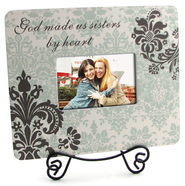 God Made Us Sisters, Decorative Photo Frame   -