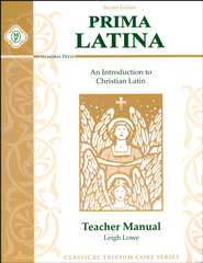 Prima Latina, Teacher's Manual   -     By: Leigh Lowe