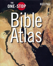 The One-Stop Bible Atlas  -     By: Nick Page