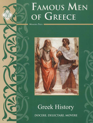 Famous Men of Greece   -     By: John H. Haaren, Addison B. Poland