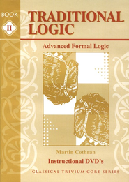 Traditional Logic 2, Instructional DVDs, Set of 2   -