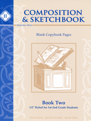 Primary Writing and Sketch Book   -