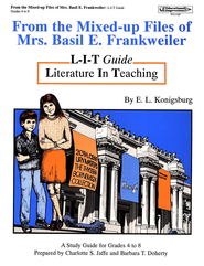 From The Files Of Basil E. Frankweiler L-I-T Study Guide               -