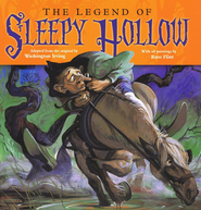 The Legend of Sleepy Hollow  -     By: Washington Irving     Illustrated By: Russ Flint