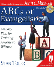 The ABC's of Evangelism: An Easy Plan for Training  Anyone to Witness, CD included  -     By: Stan Toler