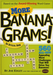 More Banana-Grams! An Official Book   -     By: Joe Edley