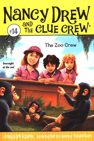 Nancy Drew and The Clue Crew: The Zoo Crew: #14  -     By: Carolyn Keene