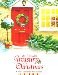 An Ideals Treasury of Christmas, 2-in-1  -