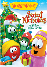 Saint Nicholas: A Story of Joyful Giving VeggieTales DVD  -