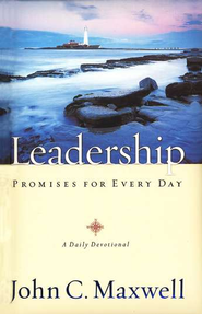 Leadership Promises for Every Day  - Slightly Imperfect  -              By: John C. Maxwell