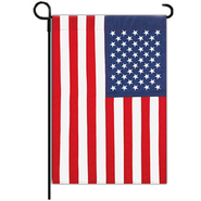 American Applique Flag, Small  -