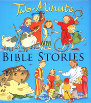 Two-Minute Bible Stories  -     By: Elena Pasquali     Illustrated By: Nicola Smee