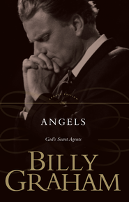 Angels - eBook  -     By: Billy Graham