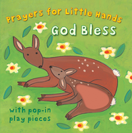 Prayers for Little Hands God Bless  -