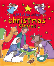 Lift-the-Flap Christmas Stories  -     By: Christina Goodings