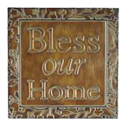As For Me and My House Tabletop Sign  -