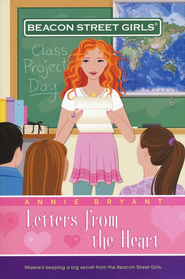 #3: Letters From The Heart   -     By: Annie Bryant