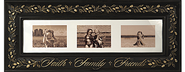 Faith, Family, Friends Wall Photo Frame  -