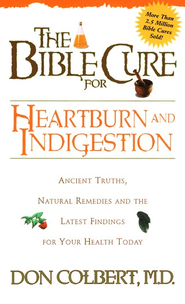 Heartburn and Ulcers, The Bible Cure Series  -     By: Don Colbert M.D.