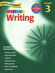 Spectrum Writing, 2007 Edition, Grade 3   -