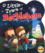 O Little Town of Bethlehem: A Pageant of Lights   -     By: Ron Berry