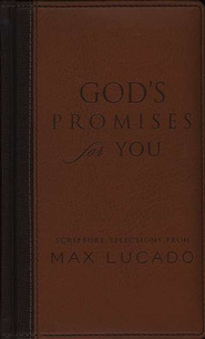 God's Promises for You: Scripture Selections from Max Lucado - eBook  -     By: Max Lucado