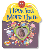 I Love You More Than..., Parent Love Letters   -     By: Heidi R. Weimer
