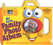My First Family Photo Album, A Personal Photo Storybook   -     By: Ron Berry     Illustrated By: Chris Sharp