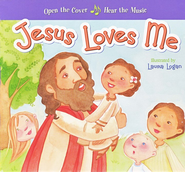 Jesus Loves Me  -     By: Laura Logan