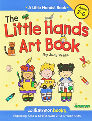 The Little Hands Art Book  -     By: Judy Press     Illustrated By: Loretta Trezzo Braren