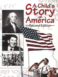A Child's Story of America, Second Edition: Grades 4-5   -     By: Michael McHugh