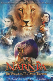 Chronicles of Narnia: The Voyage of the Dawn Treader Movie Tie-in Edition, softcover  -     By: C.S. Lewis