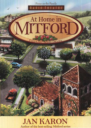 At Home in Mitford-Audiobooks on CD   -     By: Jan Karon