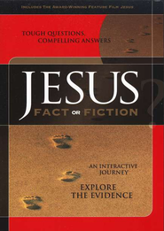 Jesus: Fact or Fiction? DVD   -