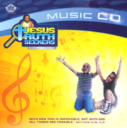 Jesus Truth Seekers VBS: Music CD  -