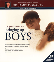 Dr. James Dobson's Bringing Up Boys Seminar, DVD   -              By: Dr. James Dobson