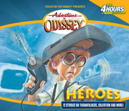 Adventures in Odyssey® #3: Heroes: and Other Secrets,  Surprises, and Sensational Stories  -