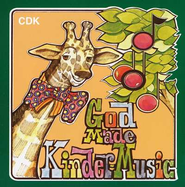 God Made Kindermusic CD   -     By: Joe Swaim