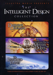 The Intelligent Design Collection, 3-DVD Set    -