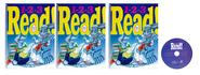 1-2-3 Read! Complete Kit   -