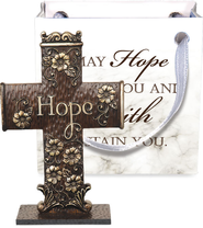 Cross-to-Go, Hope, Gift Bagged  -