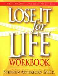 Lose It for Life Workbook - eBook  -     By: Stephen Arterburn, Dr. Linda Mintle