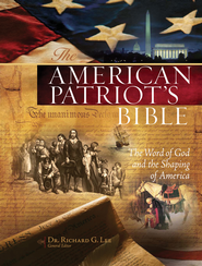 The American Patriot's Bible: The Word of God and the Shaping of America - eBook  -     Edited By: Richard Lee