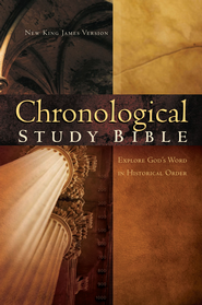The NKJV Chronological Study Bible - eBook   -