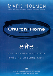 Church + Home Training DVD   -
