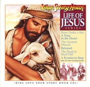 Life of Jesus  - Audiobook on CD  -