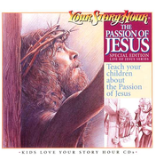 The Passion of Jesus - Audiobook on CD  -