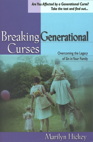 Breaking Generational Curses: Overcoming the Legacy of Sin in Your Family - eBook  -     By: Marilyn Hickey