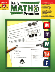 Daily Math Practice Grade 4   -     By: Wes Tuttle