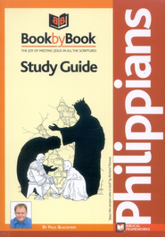 Book By Book: Philippians, Study Guide   -